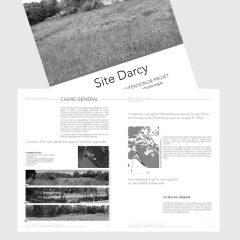 Chaumont-en-Vexin – Brochure d'information