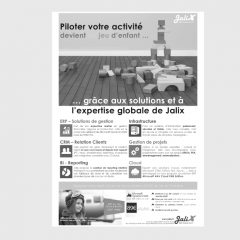 Jalix – Article de presse