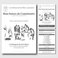 Tréteaux de Survilliers – Communication 2014