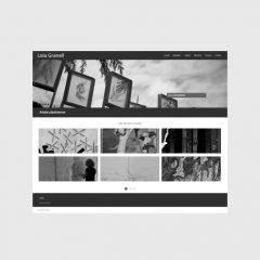 Lola Granell – Portfolio numérique